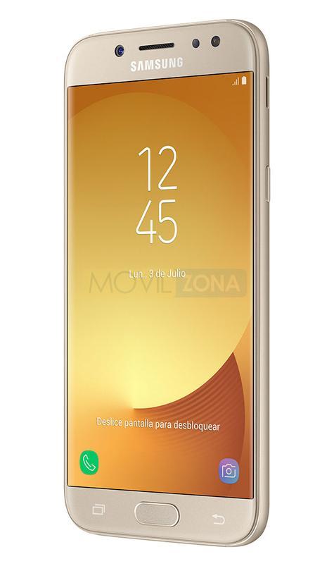 Samsung Galaxy J5 2017 dorado