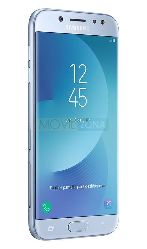 Samsung Galaxy J5 2017 plata perfil