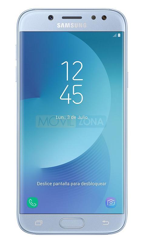 Samsung Galaxy J5 2017 plata