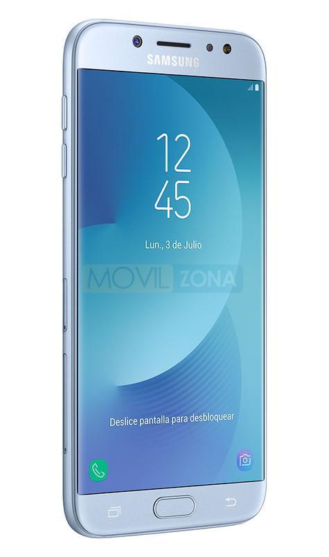 Samsung Galaxy J7 2017 plata leteral