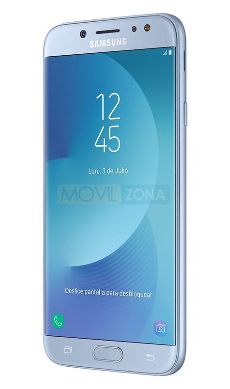 Samsung Galaxy J7 2017 plata vista lateral