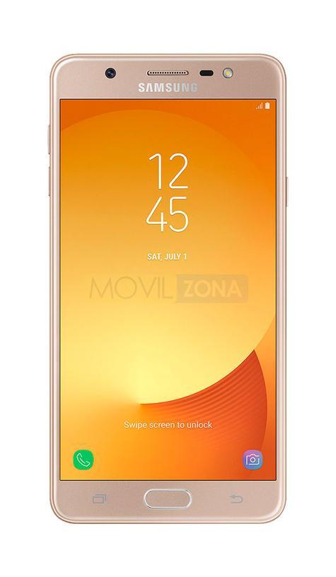 Samsung Galaxy J7 Max dorado