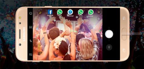 Samsung Galaxy J7 Pro música