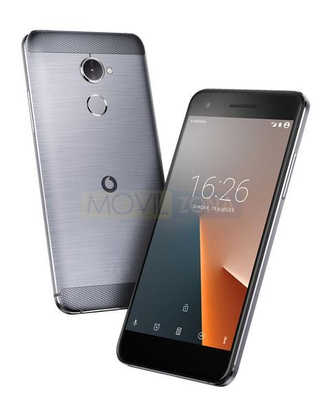 Vodafone Smart V8 Blanco y negro