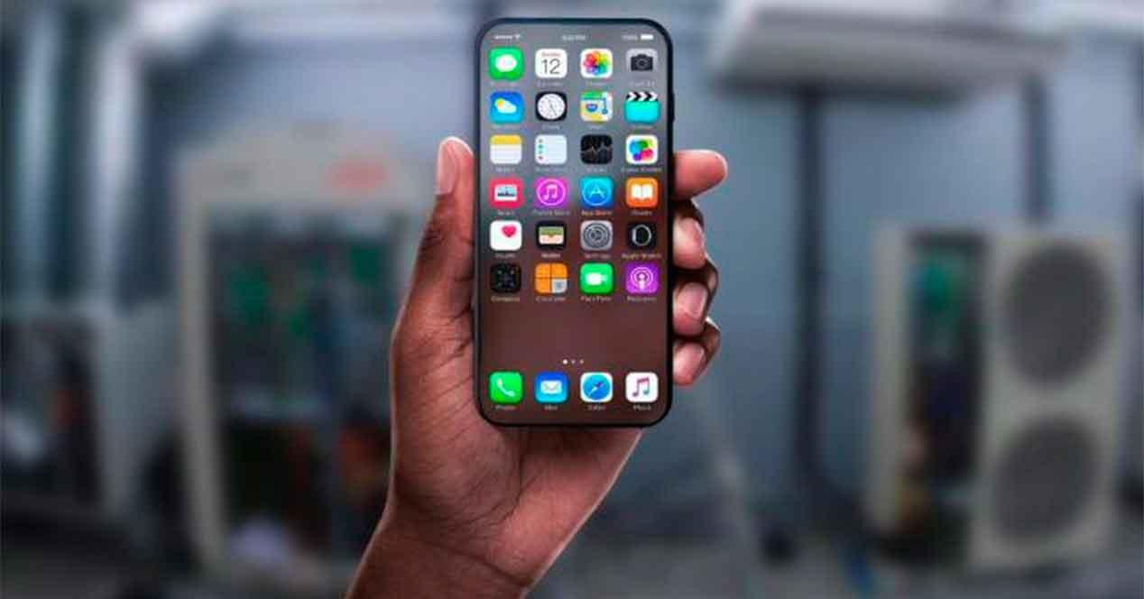 iOS 11 en el WWDC 2017