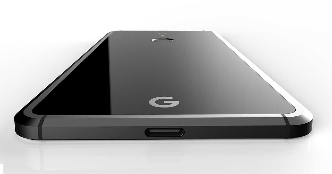 ficha técnica de los Google Pixel 2