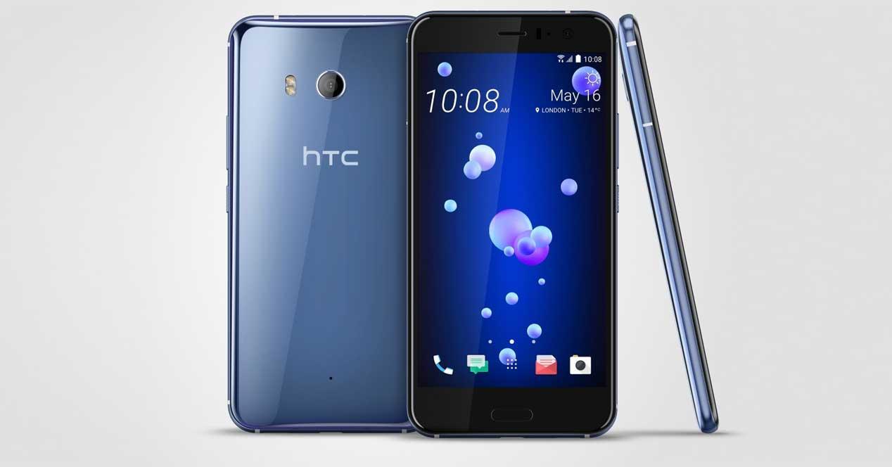 gestos HTC Sense