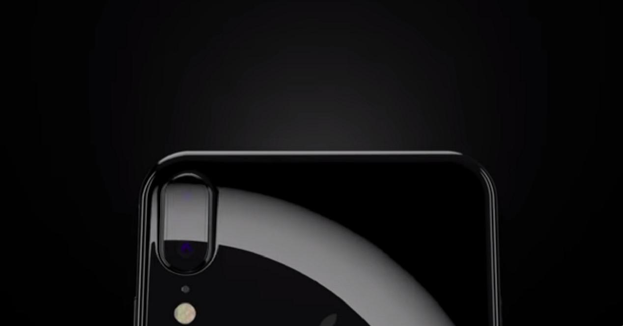 Concepto del iPhone 8