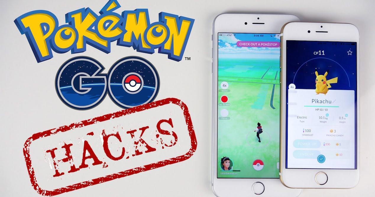hack pokemon go