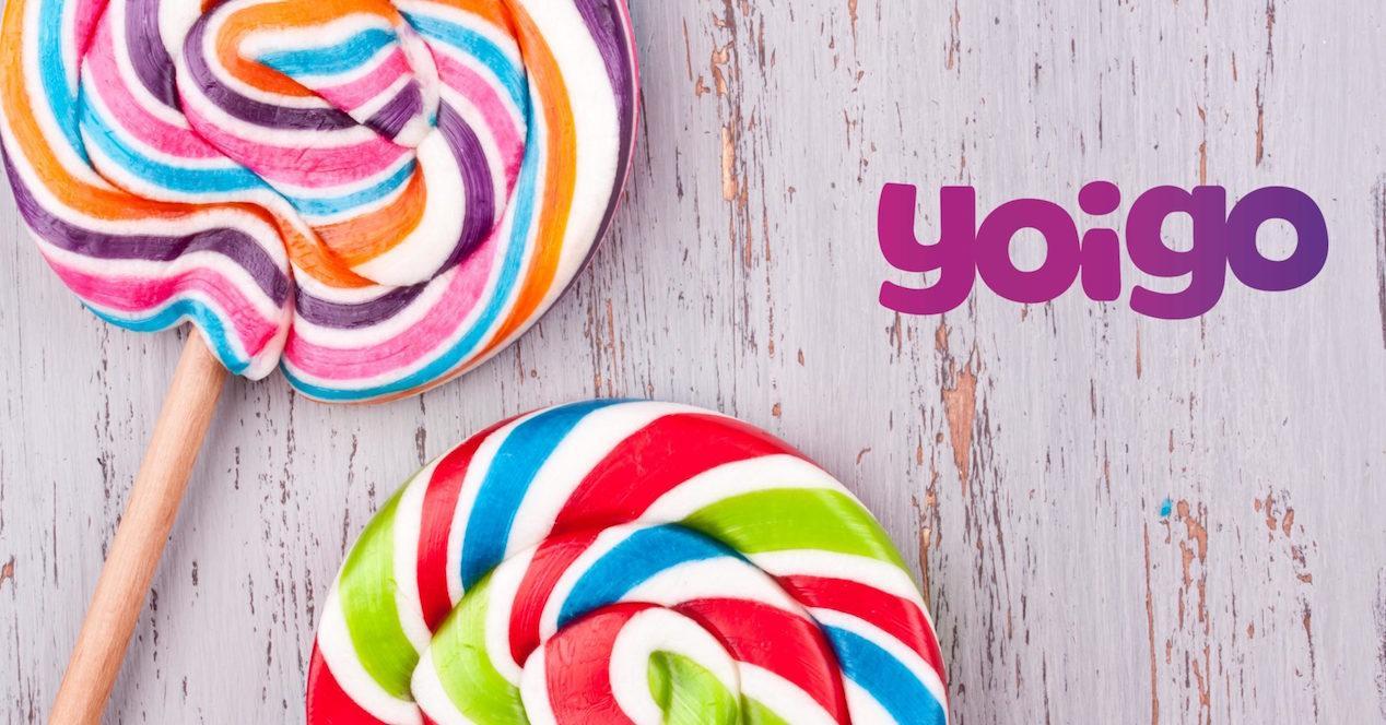 yoigo piruletas