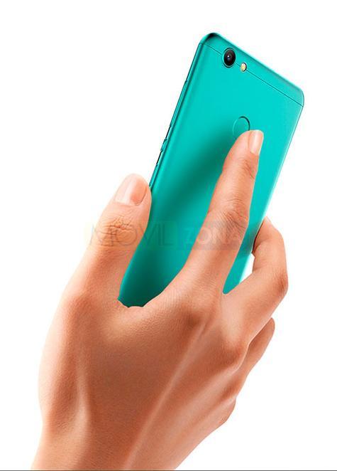 Elephone CX1 manejo de huella