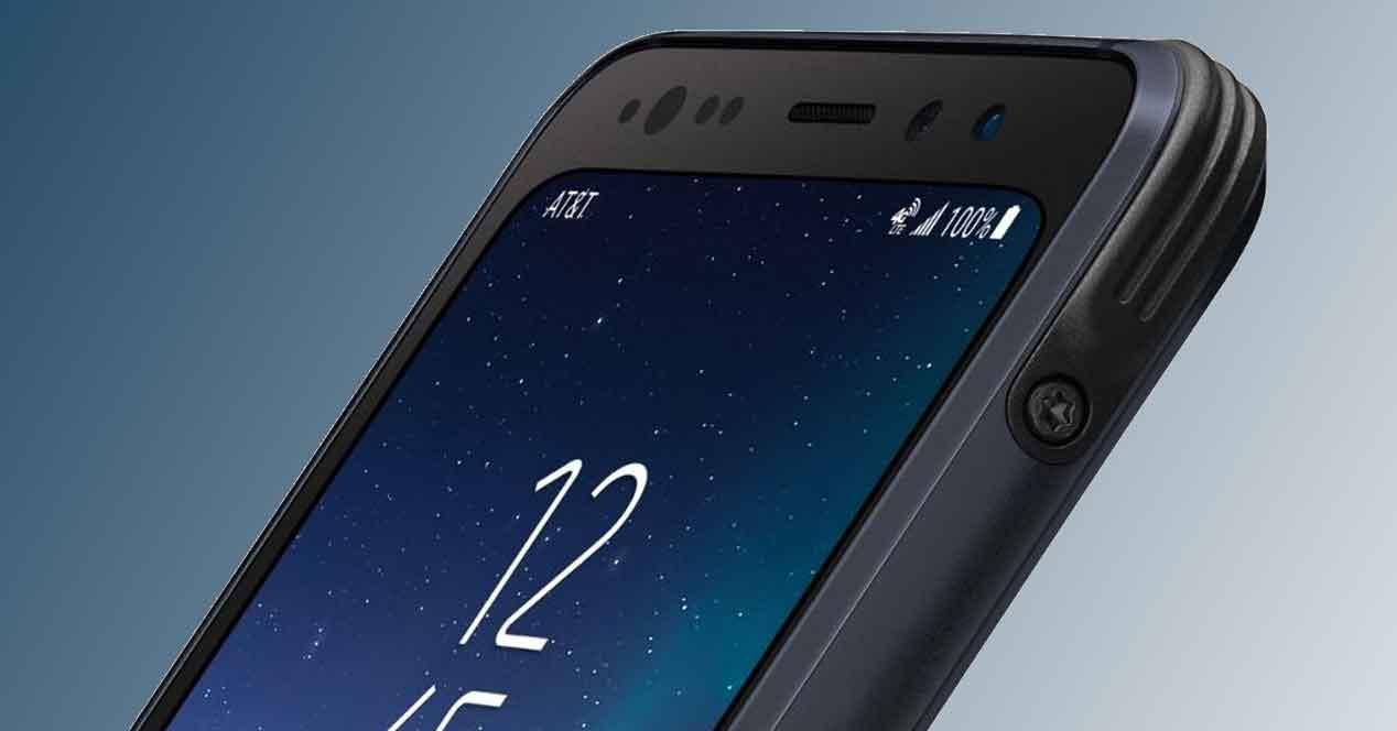 imagen del Samsung Galaxy S8