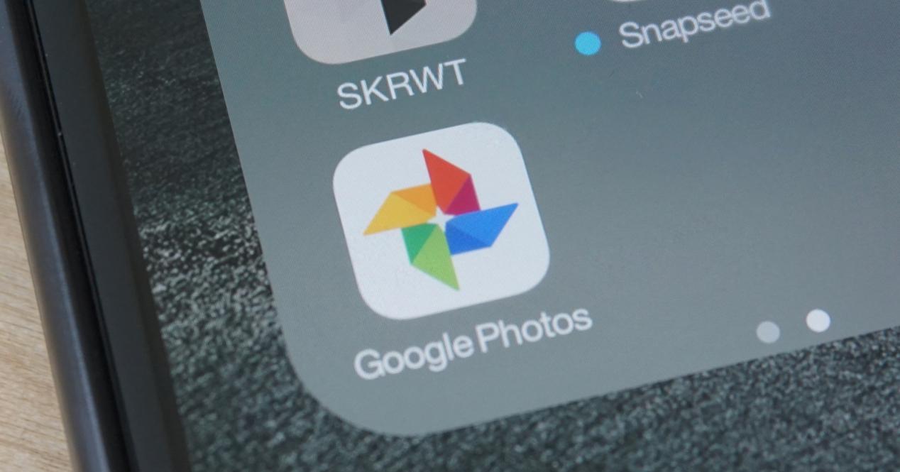 icono Google Photos