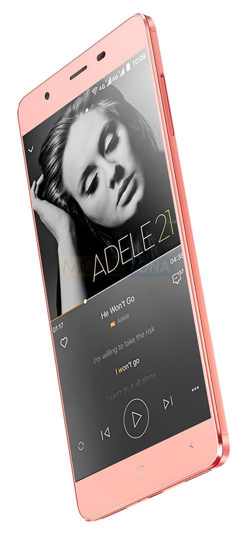 InnJoo Fire 3 4G LTE rosa