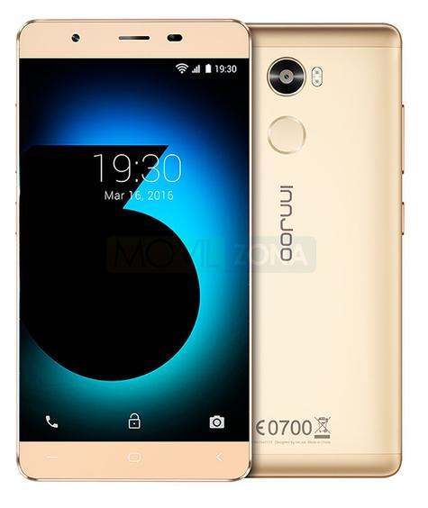 InnJoo Fire 3 4G LTE dorado