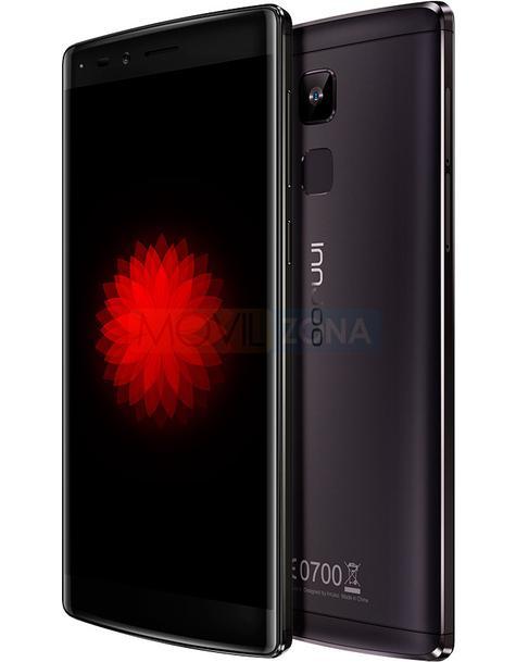 InnJoo 4 negro vista de perfil