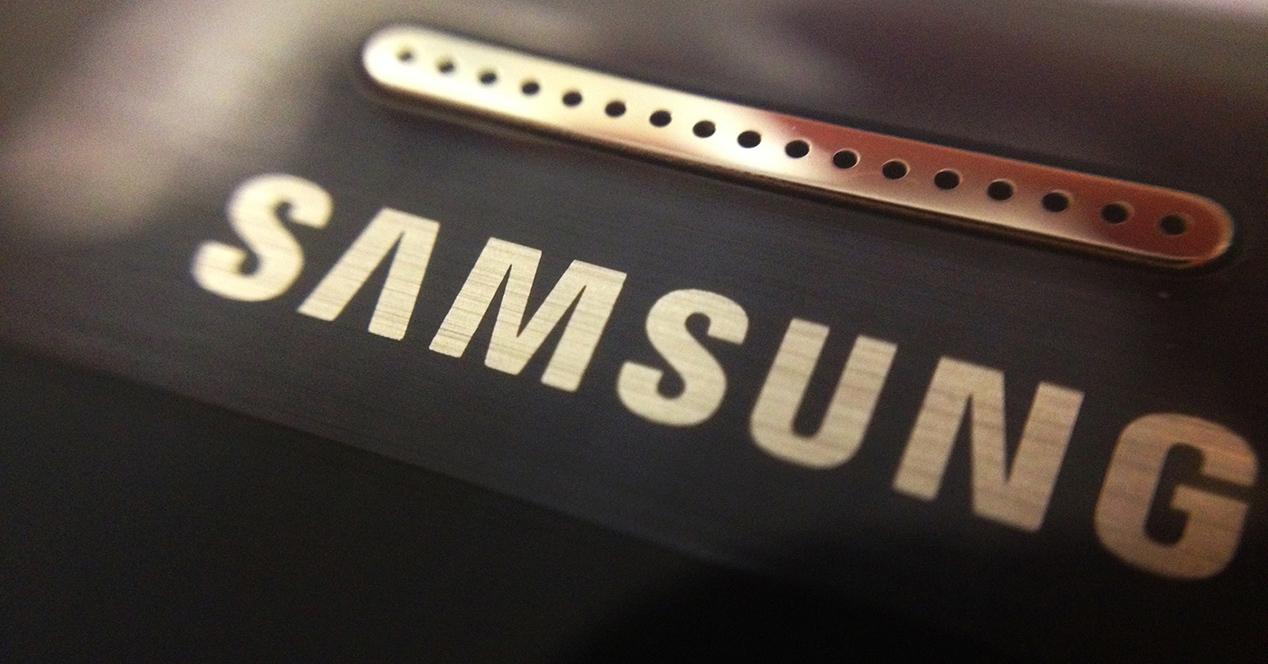 Logotipo de Samsung e