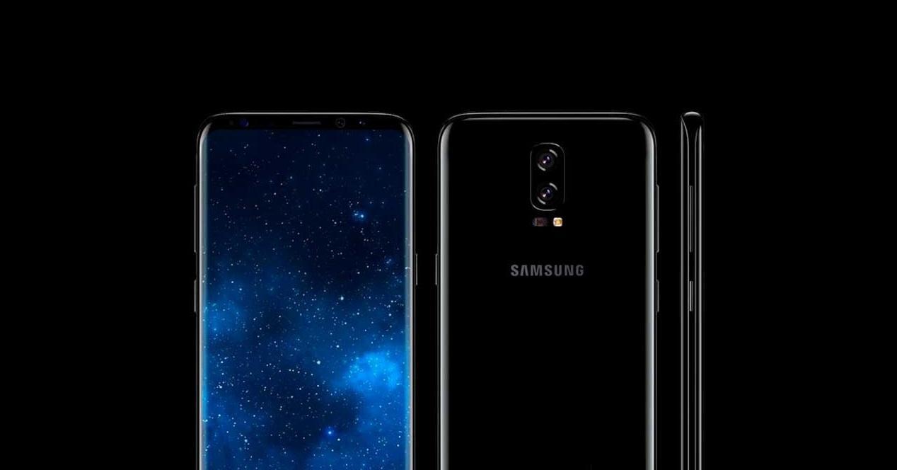 Así sería la pantalla del Samsung Galaxy Note 8
