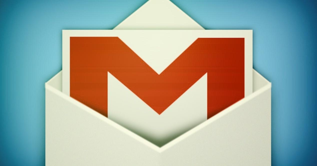 gmail fondo azul