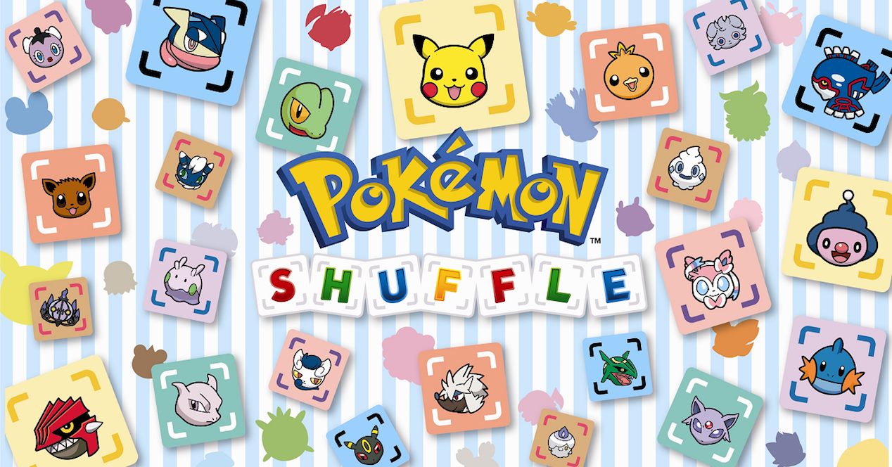 pokemon shufle