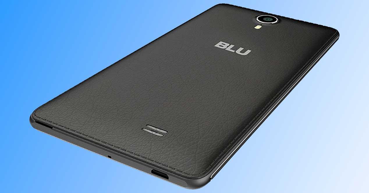 móviles chinos BLU