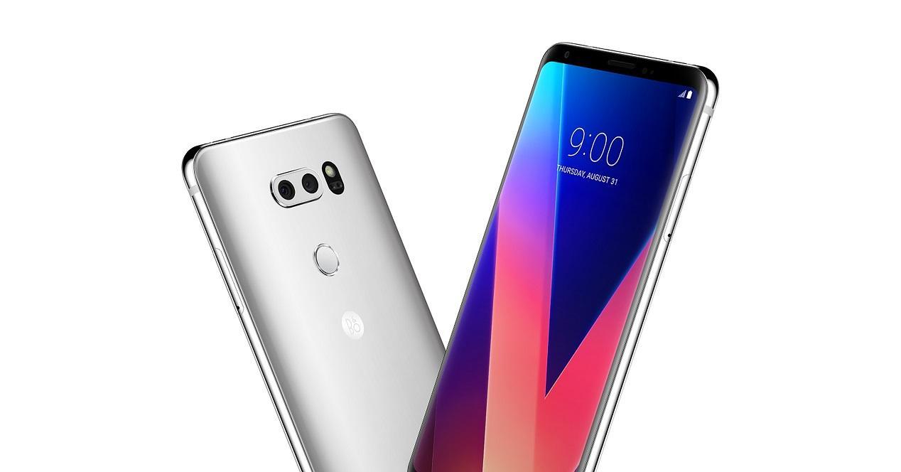 Diferencias entre el LG V30 y LG G6