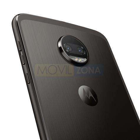 Motorola Moto Z2 Force Edition cámara detalles