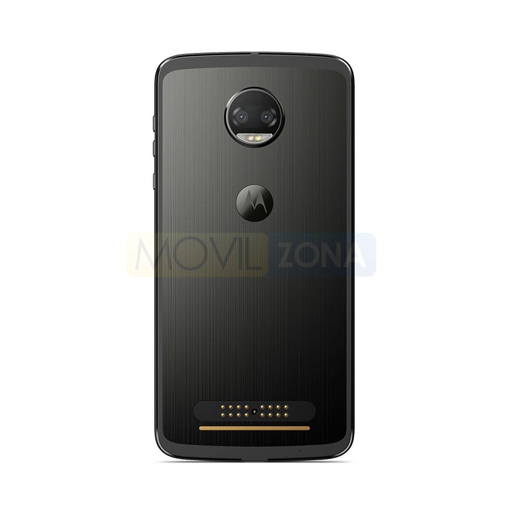 Motorola Moto Z2 Force Edition vista trasera