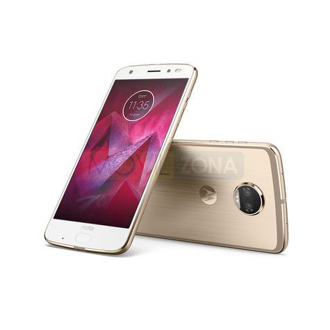 Motorola Moto Z2 Force Edition dorado