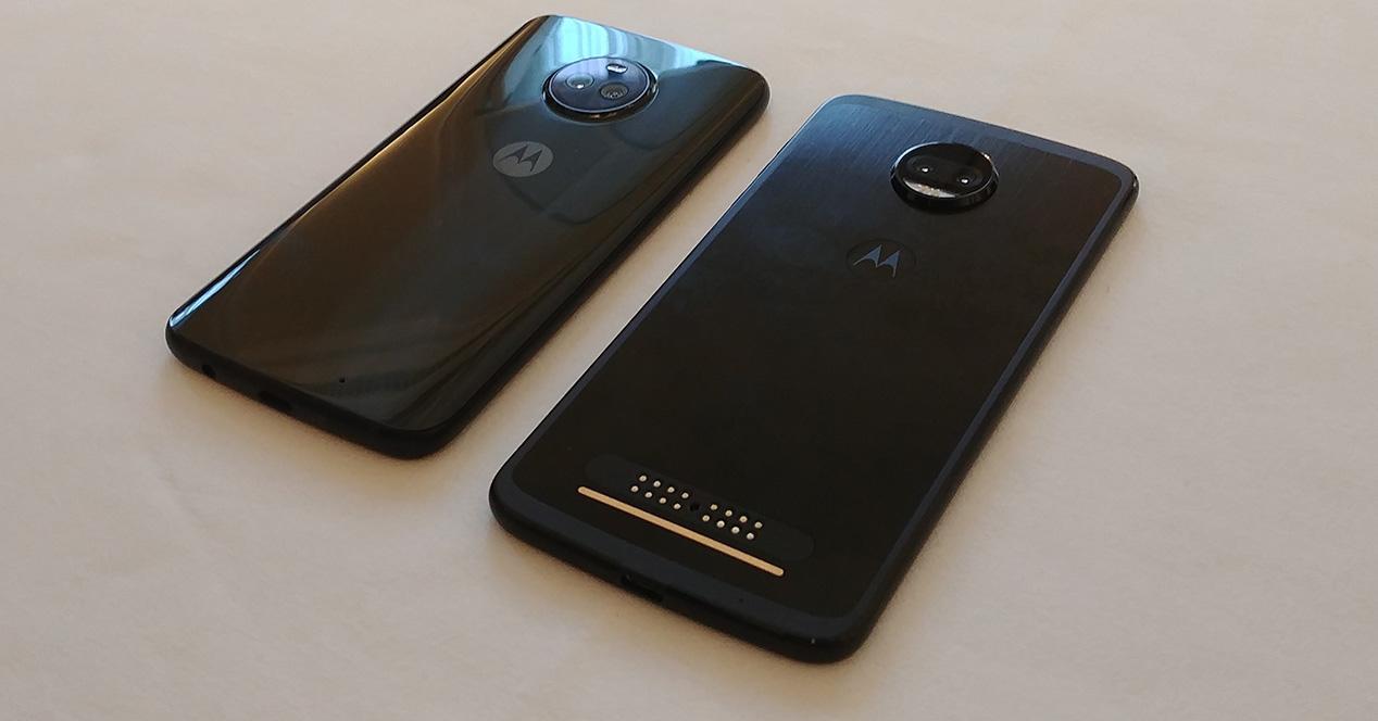 Vídeo de la toma de contacto con el Motorola Moto X4