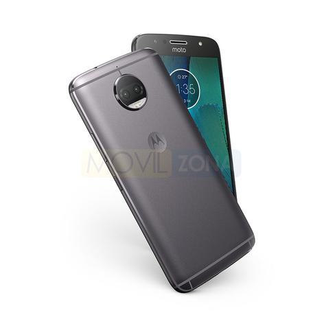 Motorola G5s Plus gris