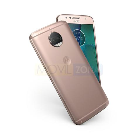 Motorola G5s Plus dorado