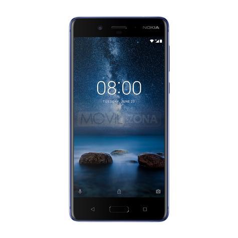 Nokia 8 frontal