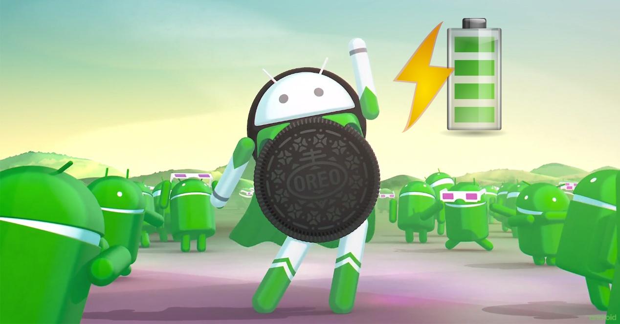Optimizacion Batería Android 8.0 Oreo