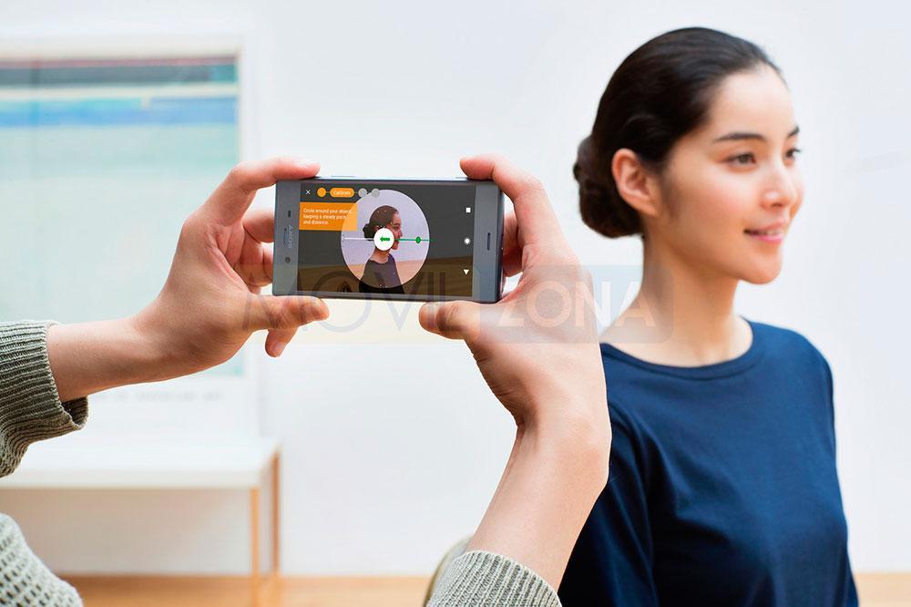 Sony Xperia XZ1 realidad virtual