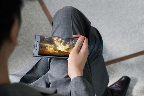 Sony Xperia XZ1 videojuego