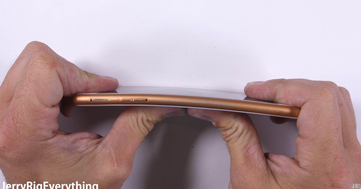 Test de resistencia del Nokia 3