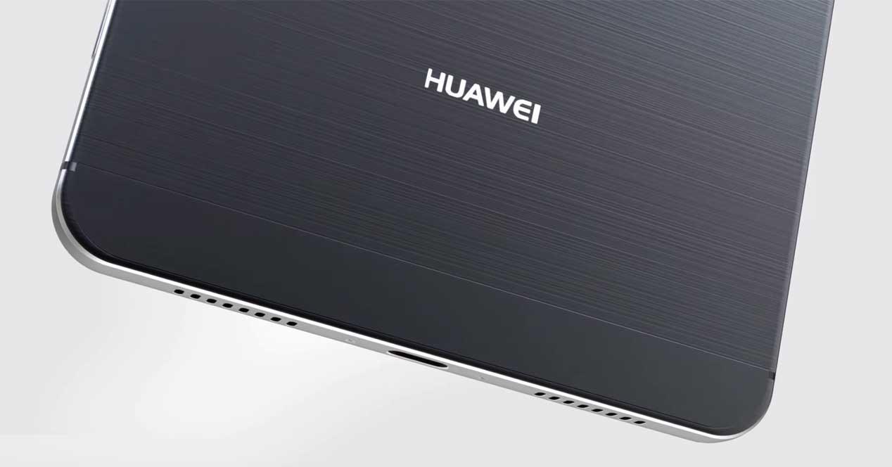 diseño del Huawei Mate 10