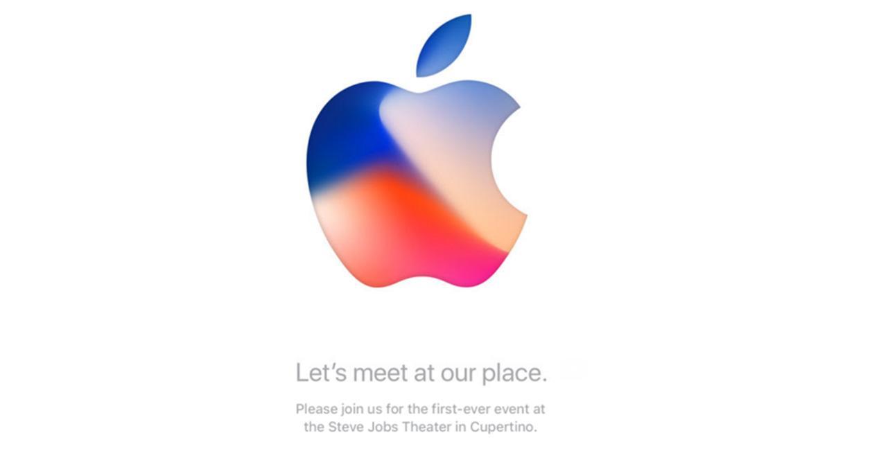 Fecha de presentación del iPhone 8