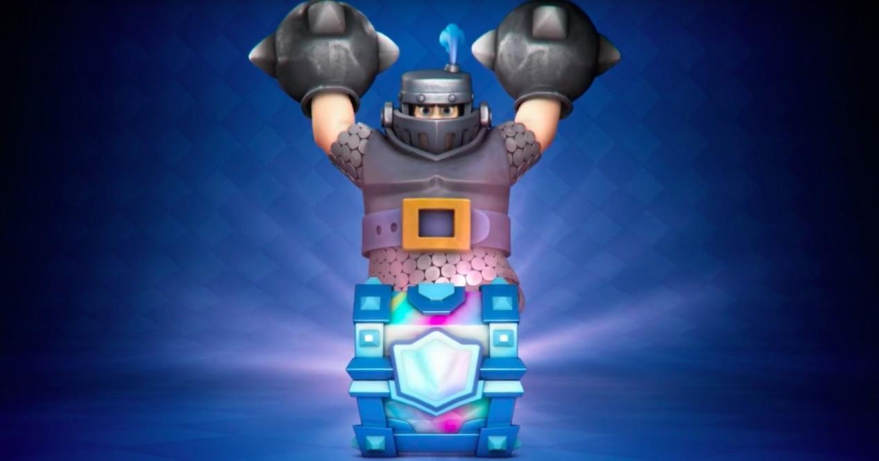 mega caballero clash royale
