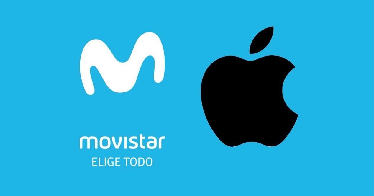 movistar apple