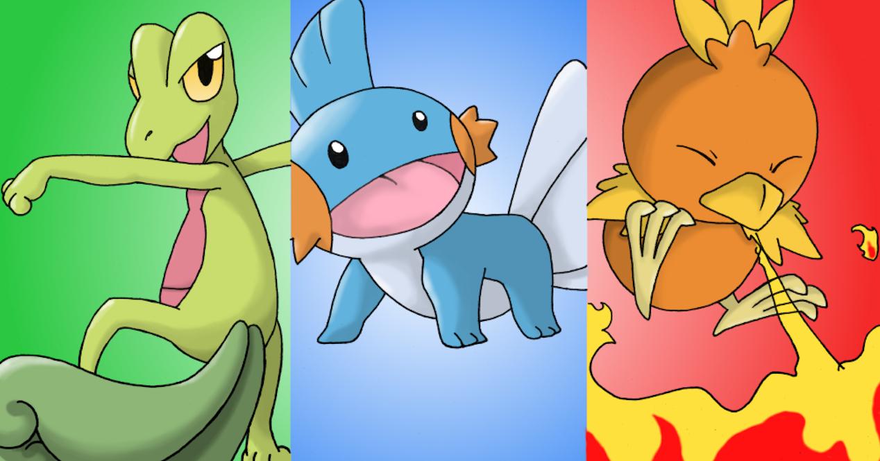 pokemon 3 generacion