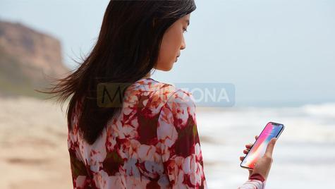Apple iPhone X playa