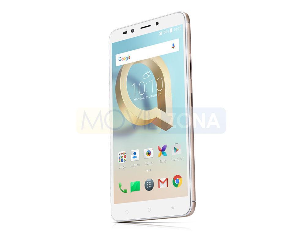 Alcatel A7 XL con Android