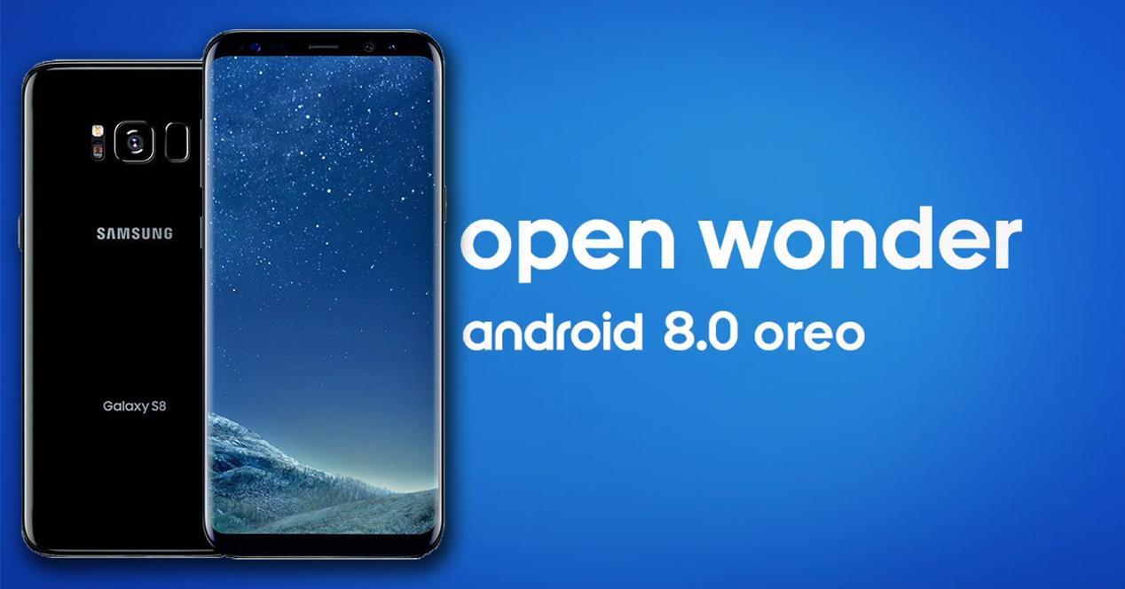 Beta de Android 8.0 para el Galaxy S8