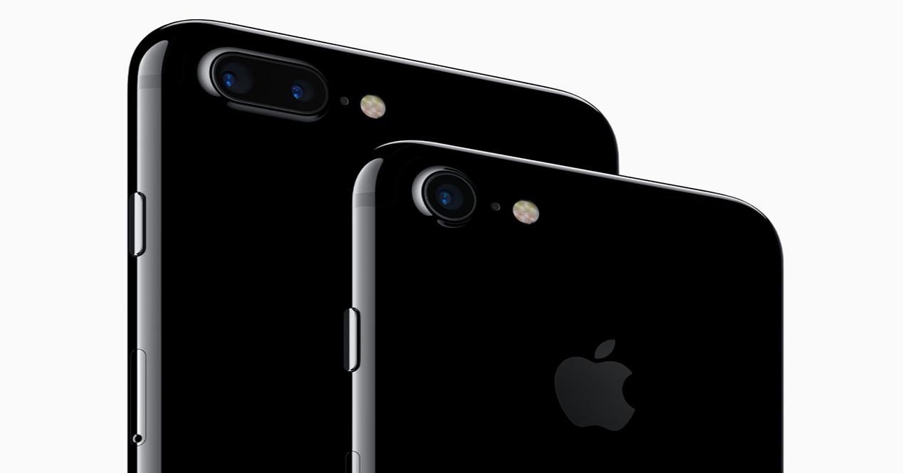 Cámara del iPhone 8 Plus y iPhone 8