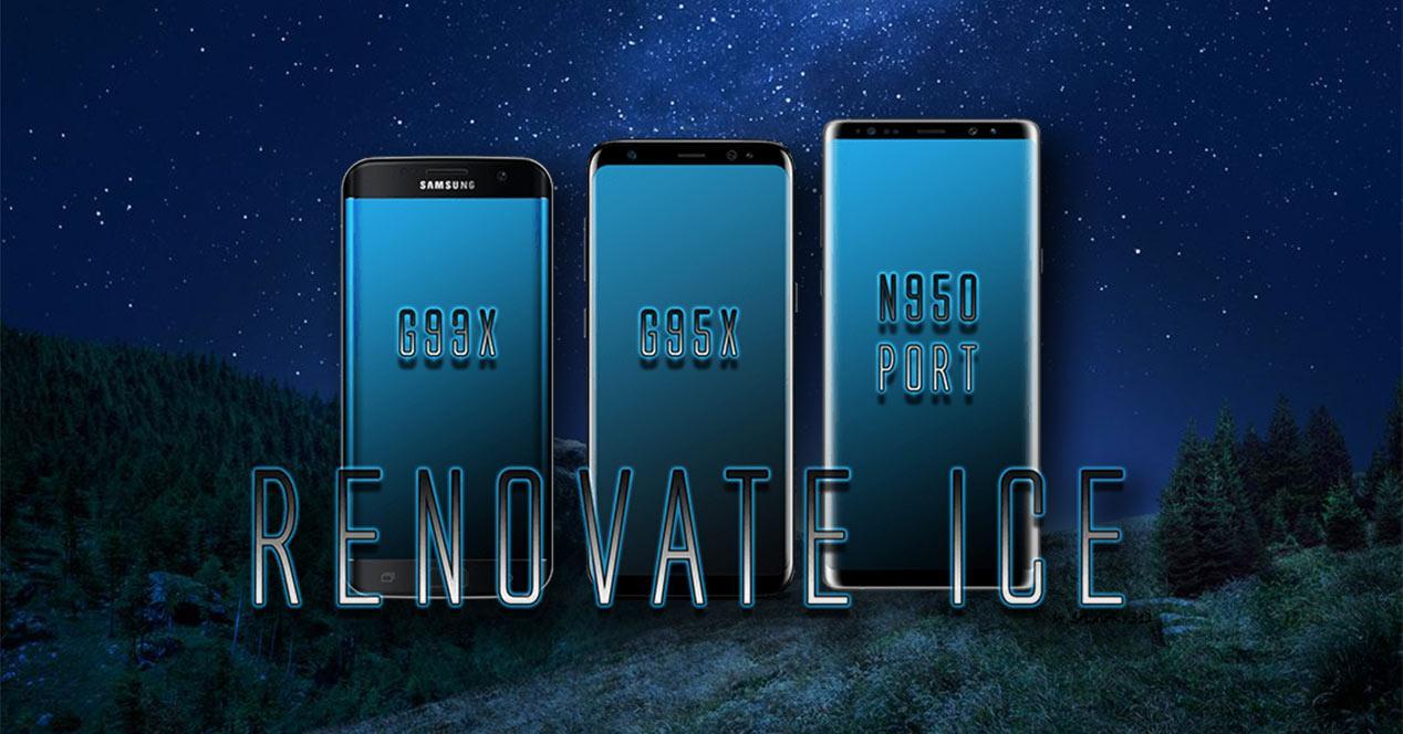 ROM personalizada para el Samsung Galaxy S8