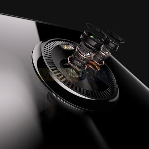 Motorola X4 lentes de la cámara