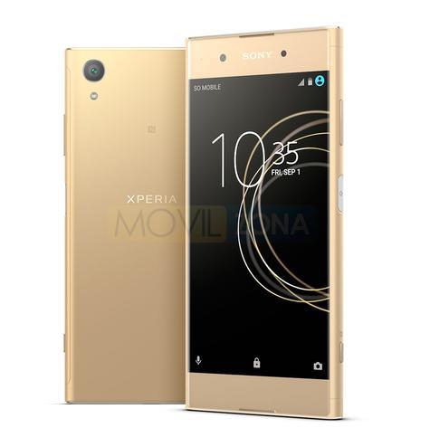 Sony Xperia XA1 Plus dorado