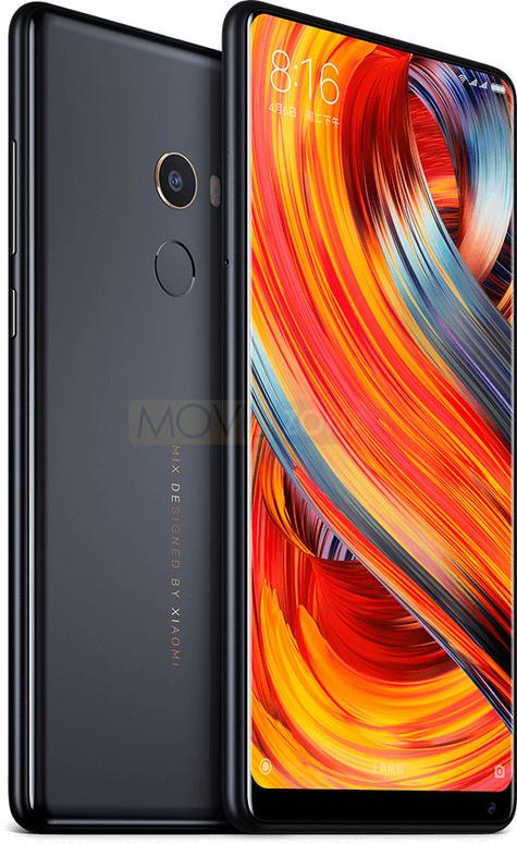 Xiaomi Mi Mix 2 vista lateral